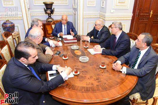 لجنة صياغة التعديلات الدستورية (2)