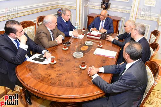 لجنة صياغة التعديلات الدستورية (1)