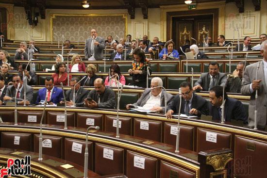 الجلسه العامه بمجلس النواب (1)