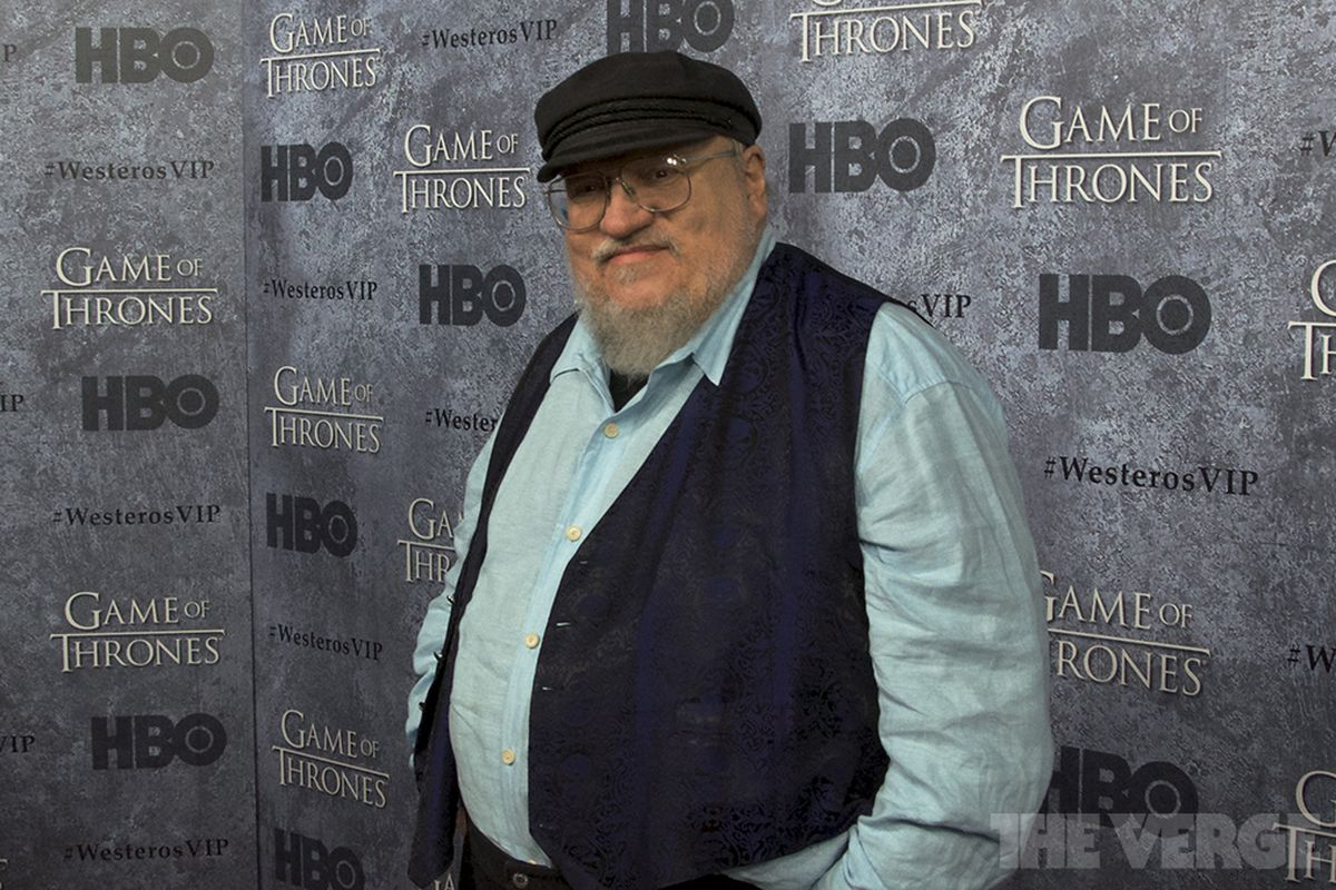 George Martin Game of Thrones