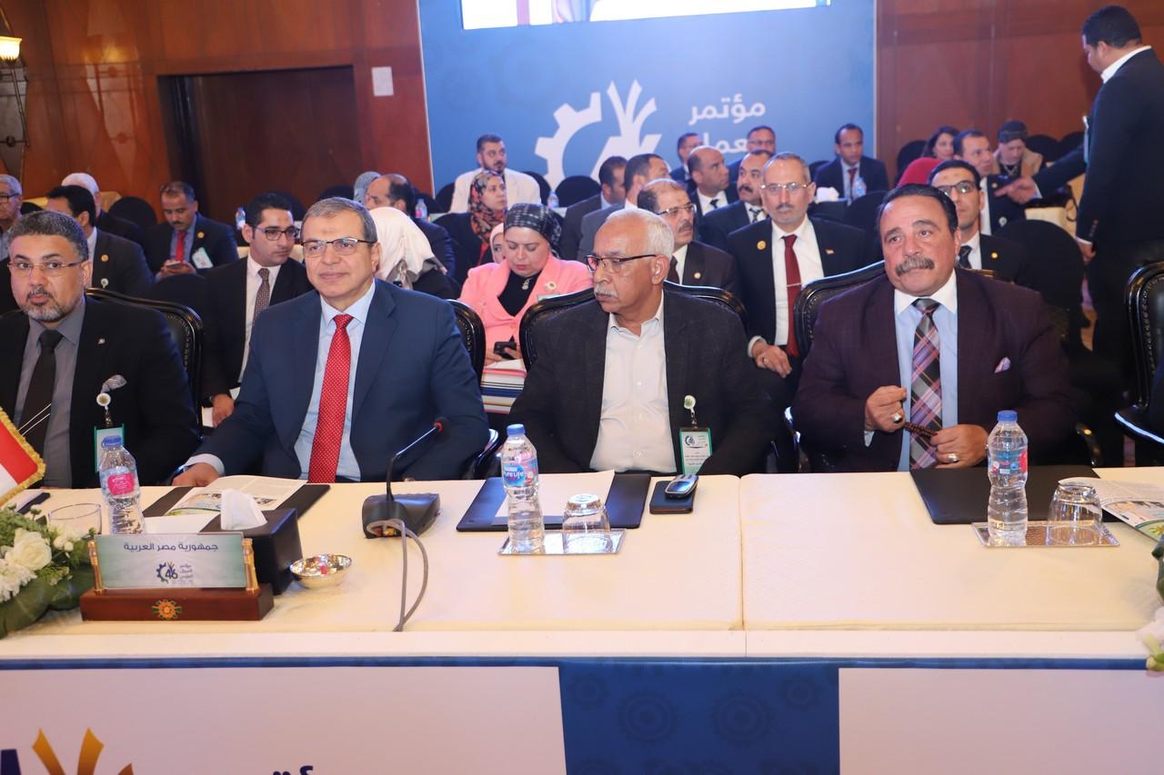 مؤتمر العمل العربى  (1)