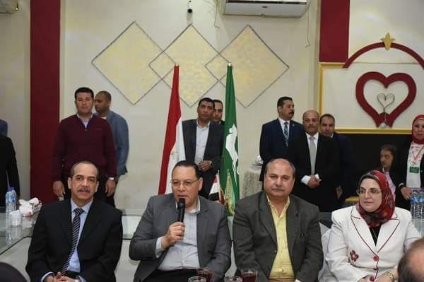 جانب من ندوة محافظة الشرقية  (1)