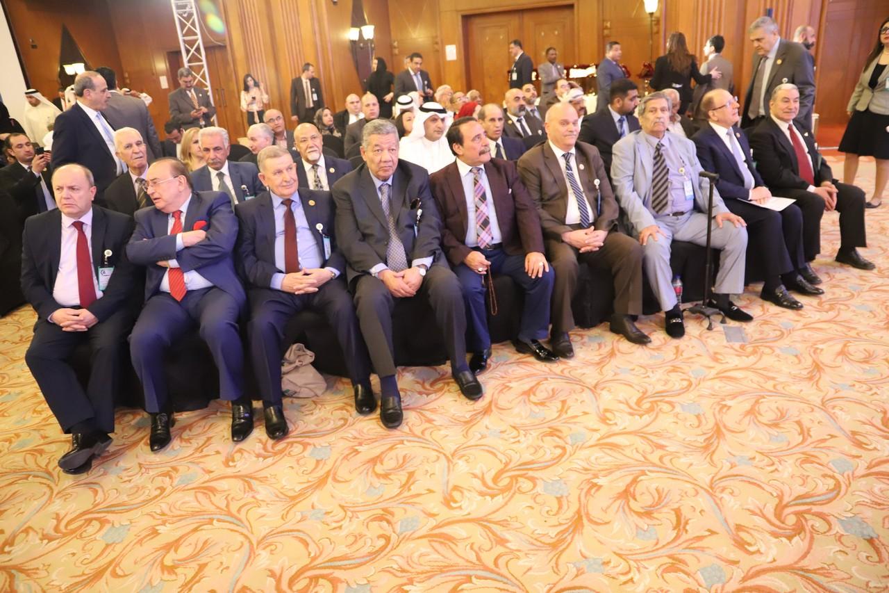 مؤتمر العمل العربى  (3)