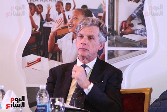 مؤتمر المسؤولية المجتمعية، الذى ينظمه اتحاد الصناعات (7)