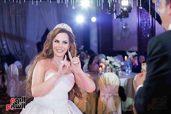 زفاف جيهان منصور (28)