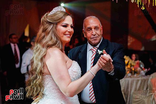 زفاف جيهان منصور (49)