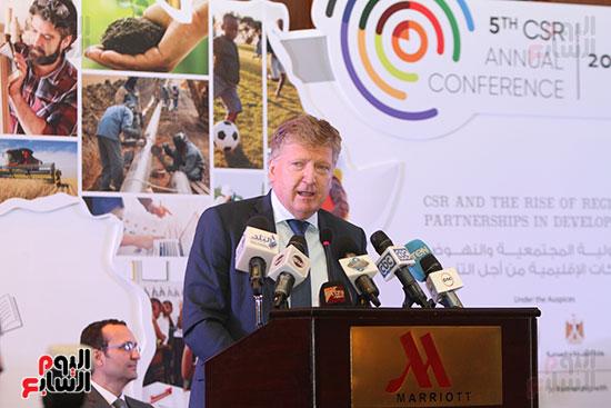 مؤتمر المسؤولية المجتمعية، الذى ينظمه اتحاد الصناعات (14)