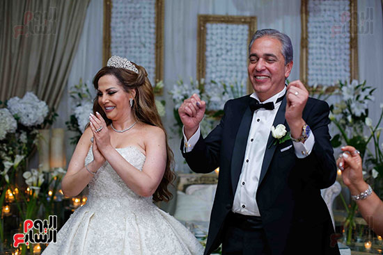 زفاف جيهان منصور (13)