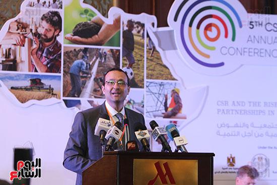 مؤتمر المسؤولية المجتمعية، الذى ينظمه اتحاد الصناعات (6)