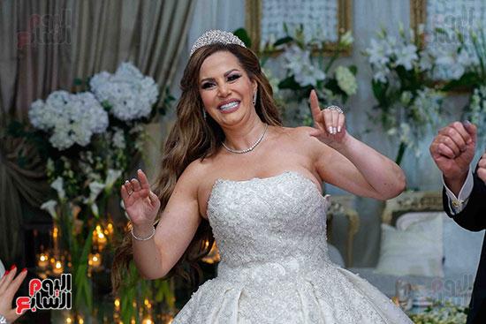 زفاف جيهان منصور (12)