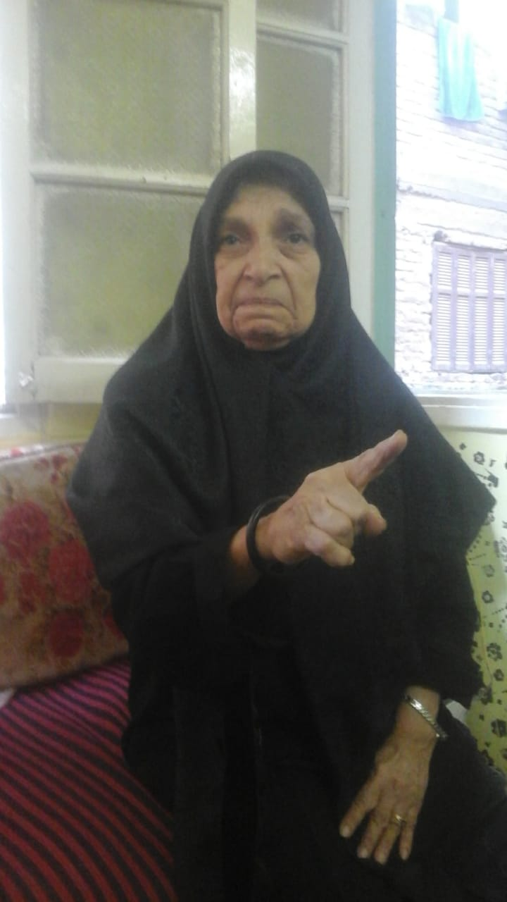 والدة المجنى عليها تطالب بإعدام المتهم