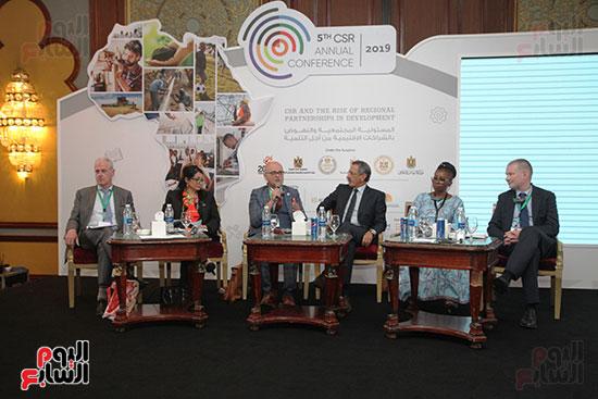 جلسات مؤتمر المسؤولية المجتمعية (1)