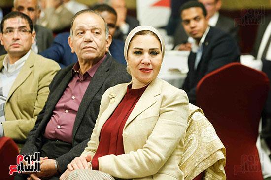 مؤتمر ائتلاف دعم مصر الأغلبية البرلمانية (18)