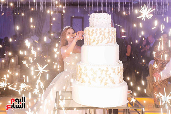 زفاف جيهان منصور (4)