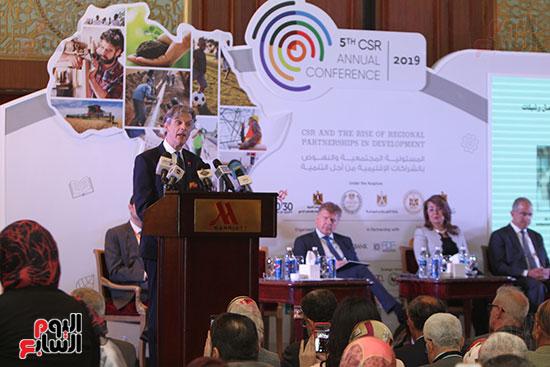 مؤتمر المسؤولية المجتمعية، الذى ينظمه اتحاد الصناعات (11)