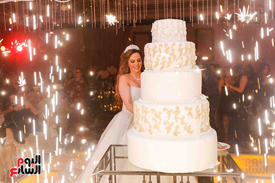 زفاف جيهان منصور (5)