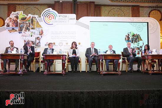 مؤتمر المسؤولية المجتمعية، الذى ينظمه اتحاد الصناعات (4)