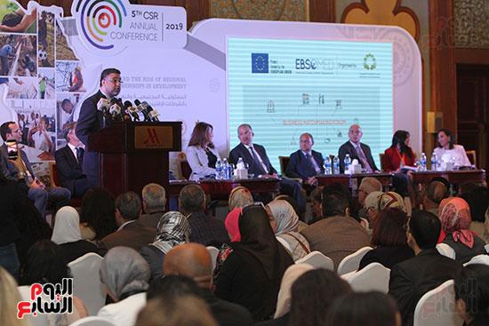 مؤتمر المسؤولية المجتمعية، الذى ينظمه اتحاد الصناعات (13)