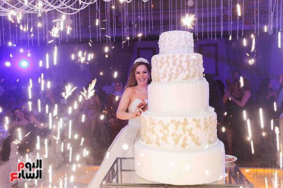 زفاف جيهان منصور (6)