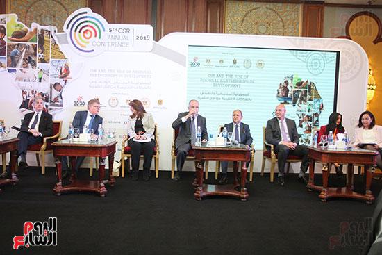مؤتمر المسؤولية المجتمعية، الذى ينظمه اتحاد الصناعات (22)