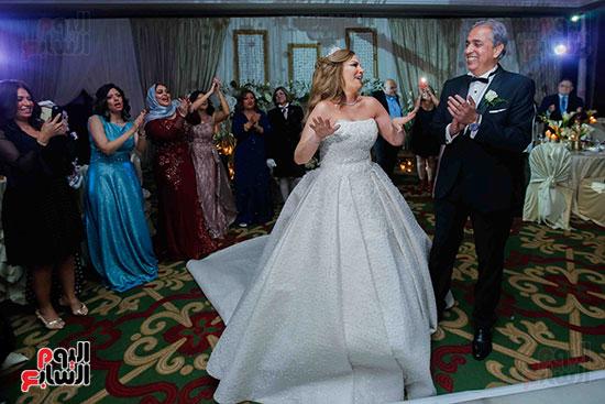 زفاف جيهان منصور (45)