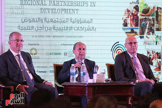 مؤتمر المسؤولية المجتمعية، الذى ينظمه اتحاد الصناعات (18)