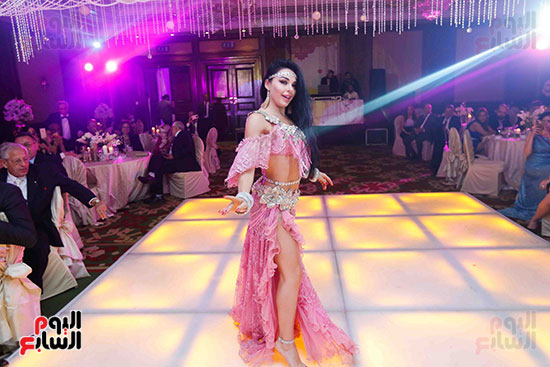 زفاف جيهان منصور (10)