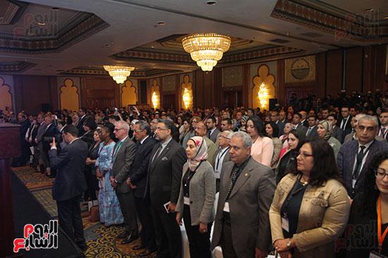 مؤتمر المسؤولية المجتمعية، الذى ينظمه اتحاد الصناعات (2)