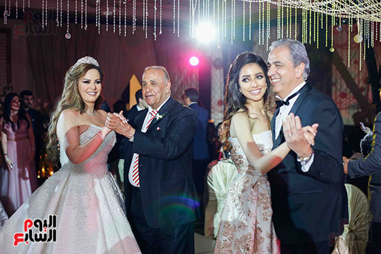 زفاف جيهان منصور (50)