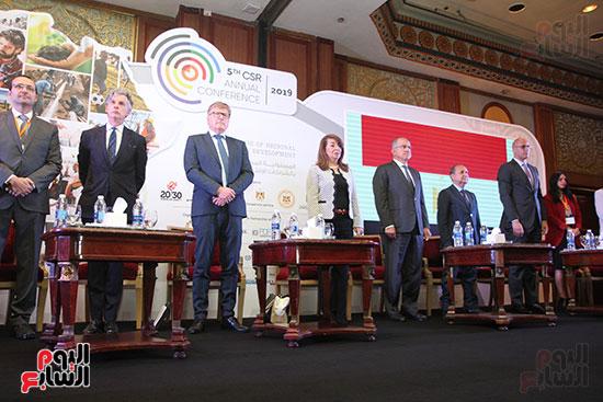 مؤتمر المسؤولية المجتمعية، الذى ينظمه اتحاد الصناعات (3)