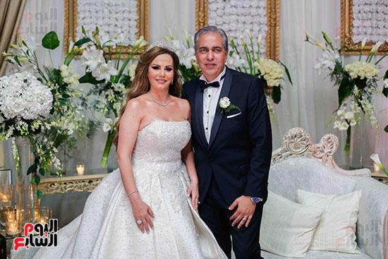 زفاف جيهان منصور (1)