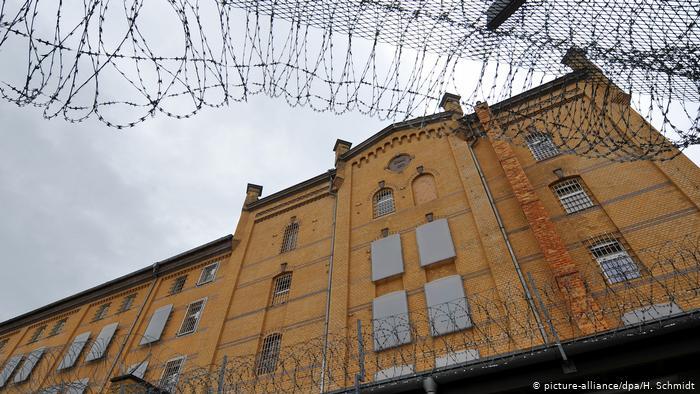 السجن الألمانى