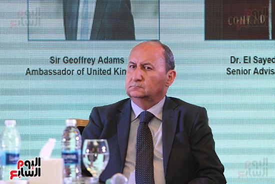 مؤتمر المسؤولية المجتمعية، الذى ينظمه اتحاد الصناعات (8)