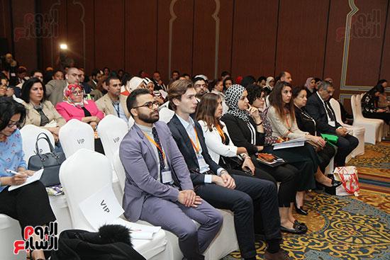 جلسات مؤتمر المسؤولية المجتمعية (3)
