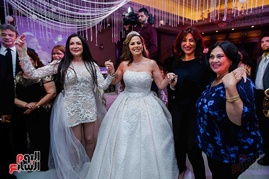 زفاف جيهان منصور (56)