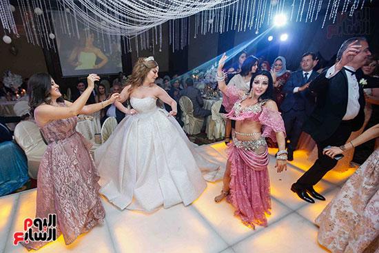 زفاف جيهان منصور (14)