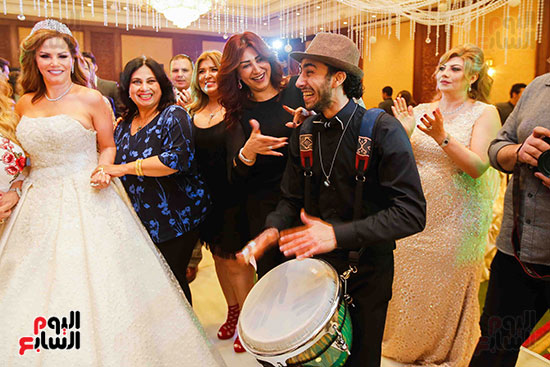 زفاف جيهان منصور (58)