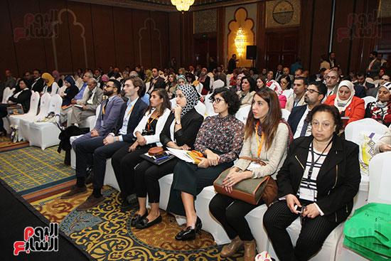 جلسات مؤتمر المسؤولية المجتمعية (5)