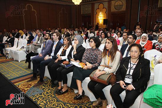 جلسات مؤتمر المسؤولية المجتمعية (4)