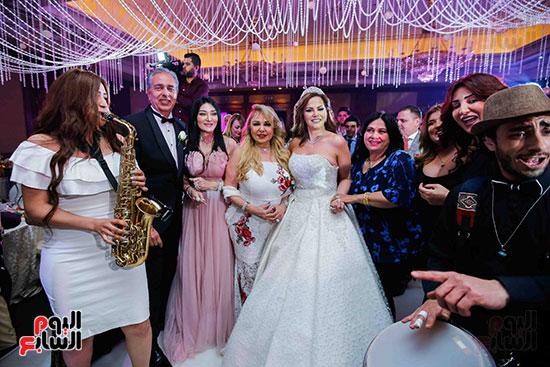 زفاف جيهان منصور (57)