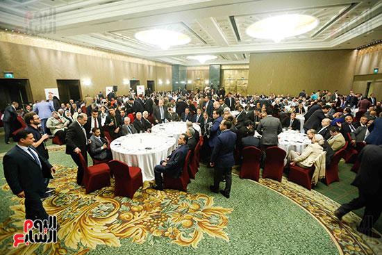 مؤتمر ائتلاف دعم مصر الأغلبية البرلمانية (4)