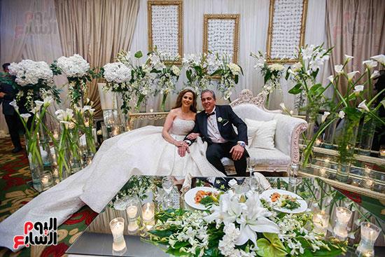 زفاف جيهان منصور (8)