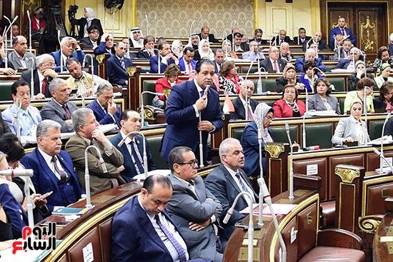 مجلس النواب يصوت على التعديلات الدستورية (29)