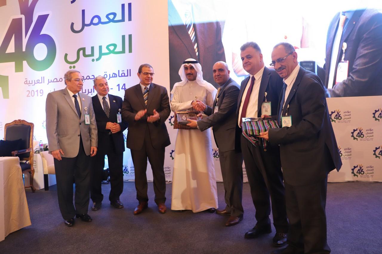 جانب من مؤتمر العمل العربي  (5)