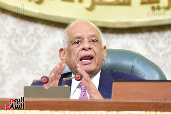 مجلس النواب يصوت على التعديلات الدستورية (15)