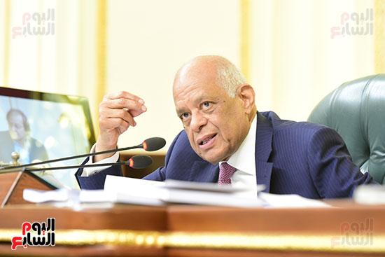 مجلس النواب يصوت على التعديلات الدستورية (32)