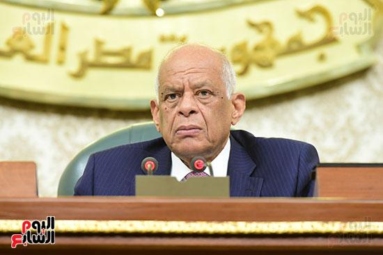 مجلس النواب يصوت على التعديلات الدستورية (37)