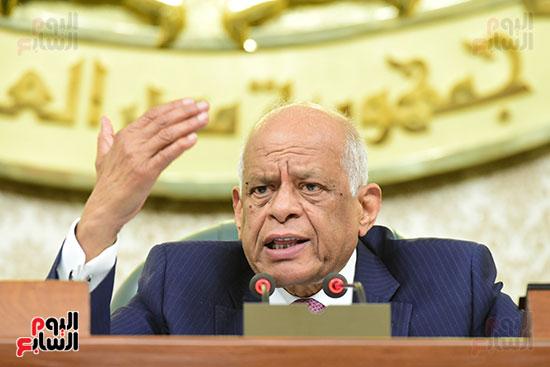 مجلس النواب يصوت على التعديلات الدستورية (35)