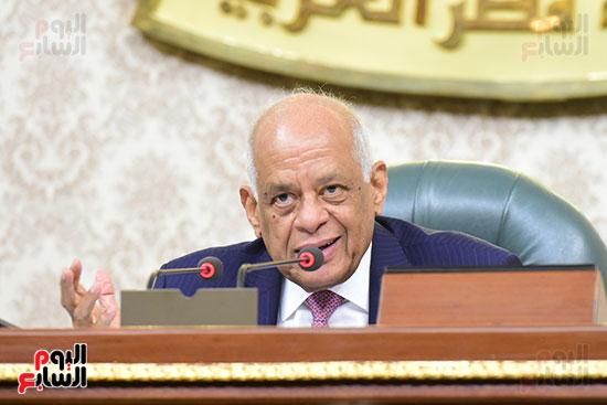 مجلس النواب يصوت على التعديلات الدستورية (13)