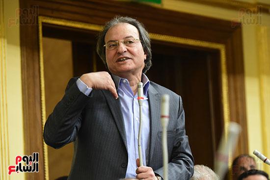 مجلس النواب يصوت على التعديلات الدستورية (33)
